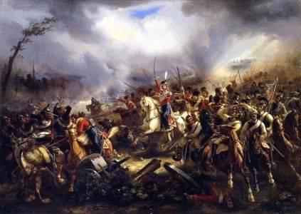 18 октября – подвиг русских войск в битве народов под Лейпцигом