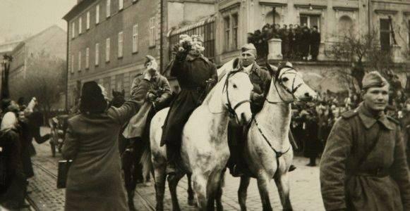 4 апреля - освобождение Братиславы