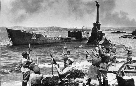12 мая 1944 года - полное освобождение Крыма