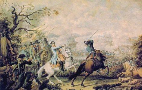 18 июля - победа Румянцева в битве при Ларге
