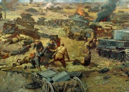 23 августа - победа на Курской дуге