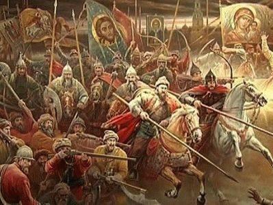 2 августа - битва при Молодях