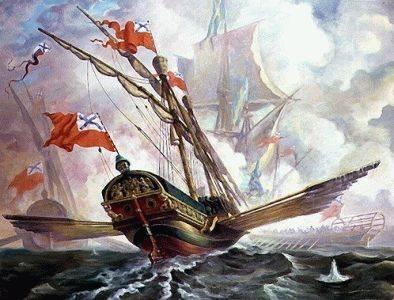 9 августа - победа при Гангуте