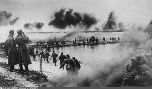 6 ноября 1943 года - освобождение Киева
