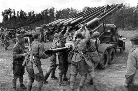 19 ноября - День ракетных войск и артиллерии