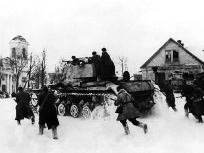 5 декабря 1941 года - начало советского контрнаступления под Москвой