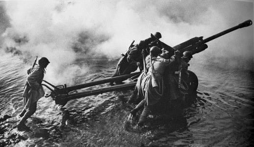 12 января - начало Висло-Одерской наступательной операции