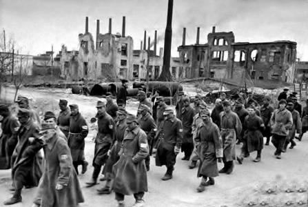 2 февраля - разгром гитлеровцев в Сталинградской битве